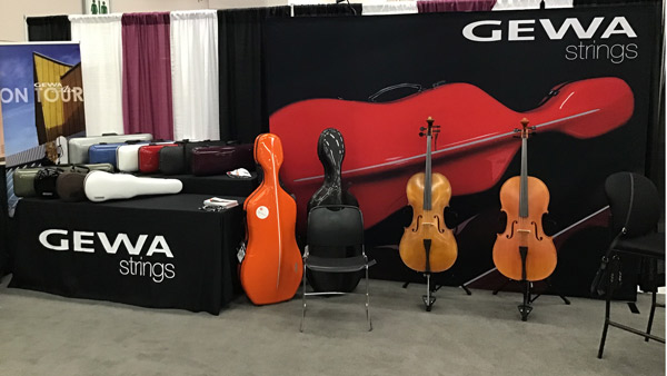 GEWA on Tour | GEWA music USA