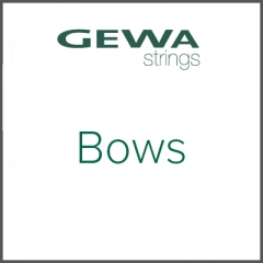 GEWA violin bows <span class=&quot;count&quot;>(24)</span>