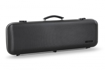 GEWA Violin Case, Air Avantgarde, Oblong, 4/4, Black/Black