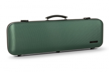 GEWA Violin Case, Air Avantgarde, Oblong, 4/4, Green/Black