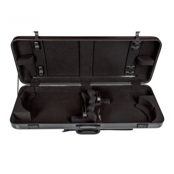 GEWA Double Case, Violin & Viola, Idea 3.2, 4/4, Black/Black