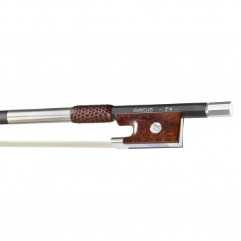 Arcus Violin Bow, T4, Stainless steel, Round