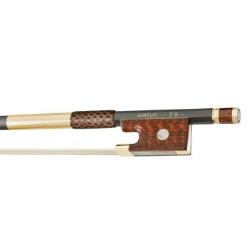 Arcus Violin Bow, T9, Gold, Round