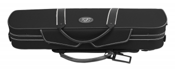 Pedi Violin Case, NiteFlash, 4/4, Black/Grey