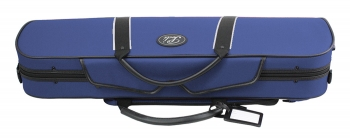 Pedi Violin Case, NiteFlash, 4/4, Blue/Grey