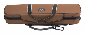 Pedi Violin Case, NiteFlash, 4/4, Brown/Grey