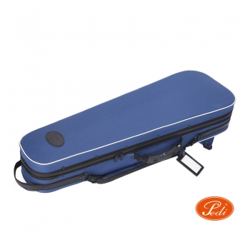 Pedi Violin Case, Niteflash Superlite Pro, P100v, 4/4, Blue
