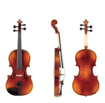 GEWA Violin, L'Apprenti VL2, 1/2, Setup with Tonica, Instrument only, Post Up