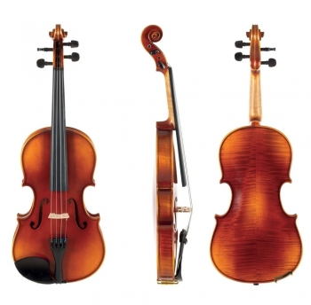 GEWA Violin, L'Apprenti VL2, 3/4, Setup with Tonica, Instrument only, Post Up