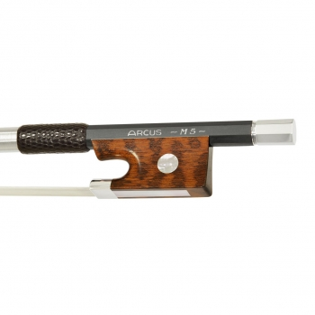 Arcus Violin Bow, M5, Silver, Round