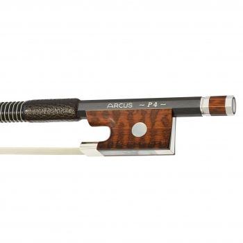 Arcus Violin Bow, P4, Stainless steel, Round