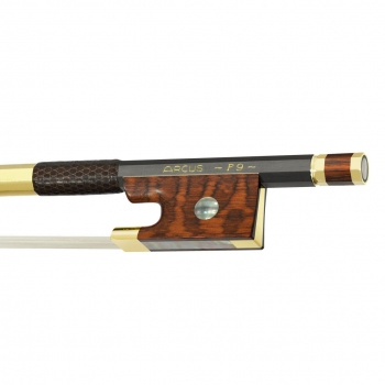 Arcus Violin Bow, P9, Gold, Octagonal