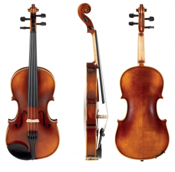 GEWA Violin, L'Apprenti VL1, 4/4, Setup with Tonica, Instrument only, Post Up