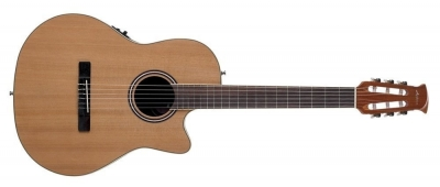 Applause E-Acoustic Classic Guitar AB24CII-CED, Mid, Natural Gloss