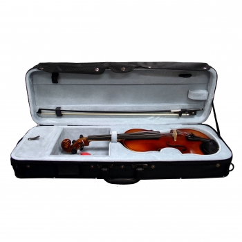 GEWA Violin, L'Apprenti VL1, 4/4, Setup with Tonica, Oblong Case & Carbon Bow